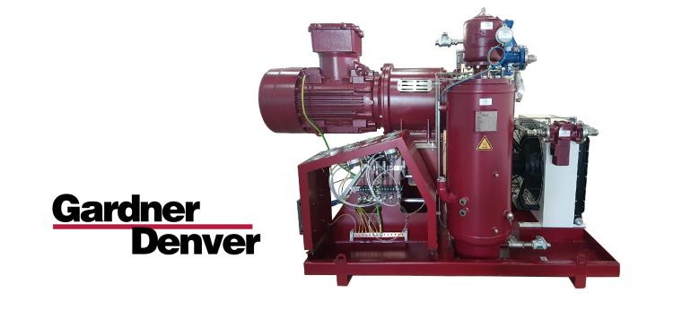 Wellhead Infield Compressor 1.2